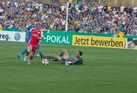 Hedlund scored twice today