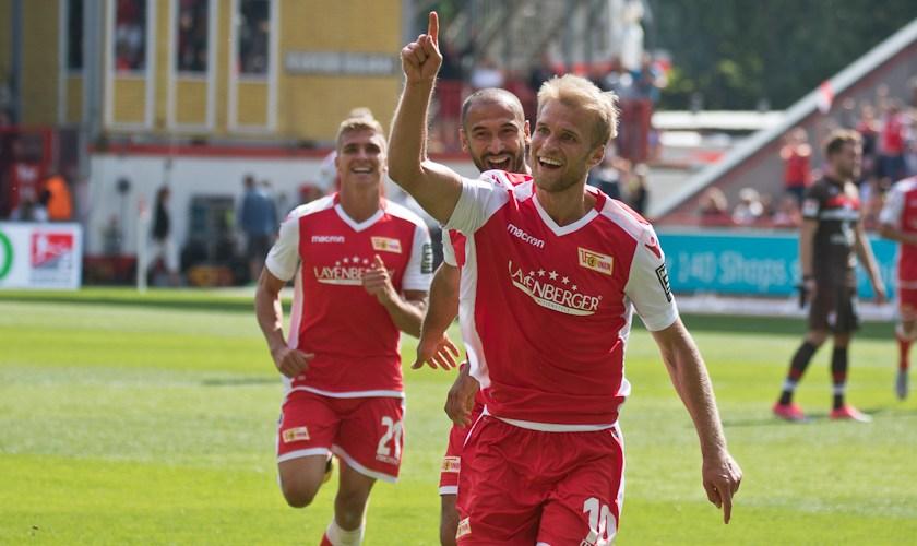 Andersson celebrates