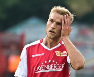No goals today for Andersson