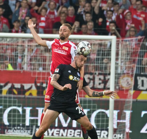 None shall pass Florian Hübner
