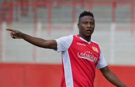 Suleiman Abdullahi back from injury