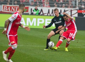 Schmiedebach in midfield