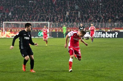 Kroos on the move