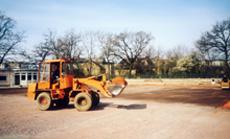 Sanierungsarbeiten 1996/1997