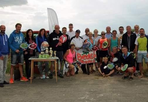 Beach-Tennis – Trendsport findet immer mehr Anklang