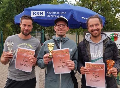 Ein Titel, Zwei 2. Plätze bei den Salzlandkreismeisterschaften