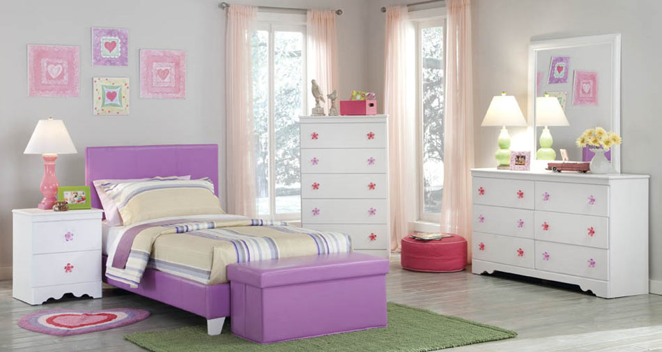 Twin Children\'s Bedroom Suite | Union Furniture Company