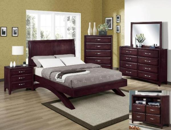 Union Furniture Bedroom B6150