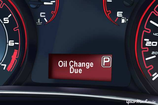1-Understanding-Dodges-Oil-Change-Indicator-System-Dodge-instrument-display-with-oil-change-light-on