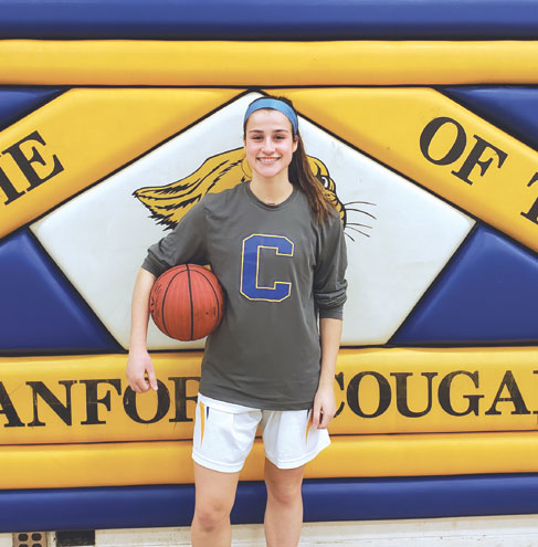 CRANFORD FEMALE ATHLETE OF THE MONTH