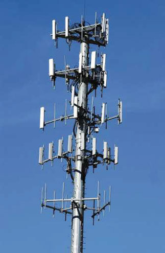 Expert offers warning, tips cell about cell tower at UCC