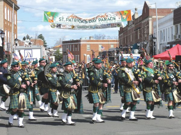 UNION COUNTY – St. Patrick's Day Parade (March 2019)