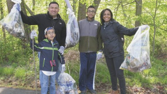 UNION COUNTY – Rahway River Cleanup (April 2019)