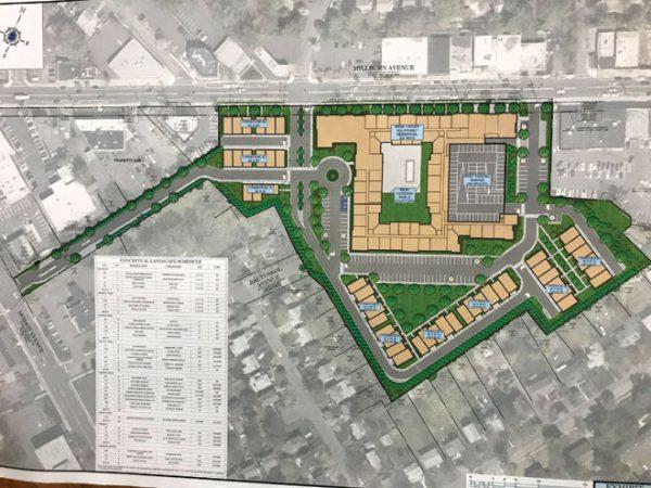 Saks redevelopment plan gets OK