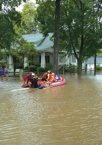 Towns return to Rahway flood drawing board