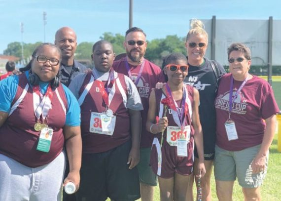 Burnet students make Union's first Special Olympics appearance