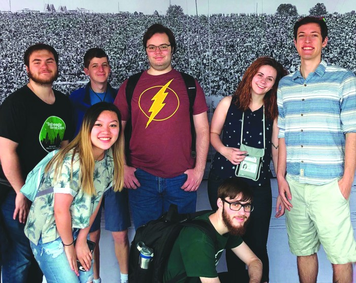Cranford gamer gets European immersion