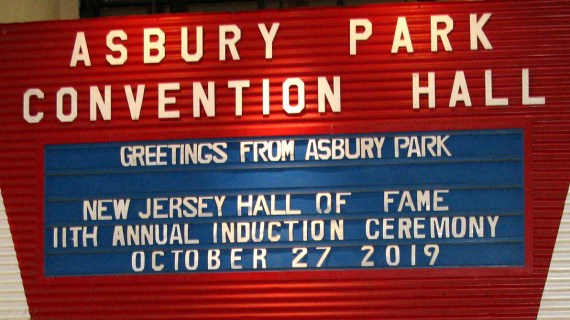 NJ HALL OF FAME – Red Carpet Induction Highlights (Oct. 2019)
