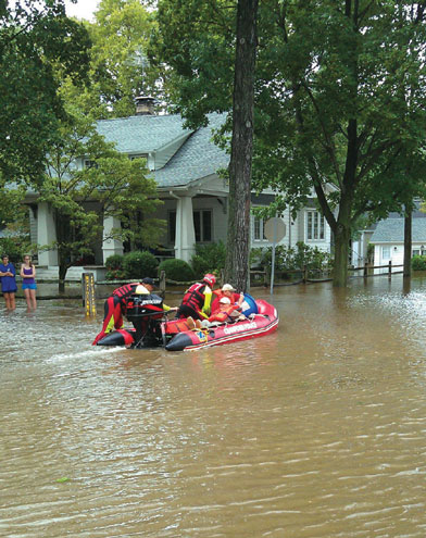Six more Cranford homes to get flood help