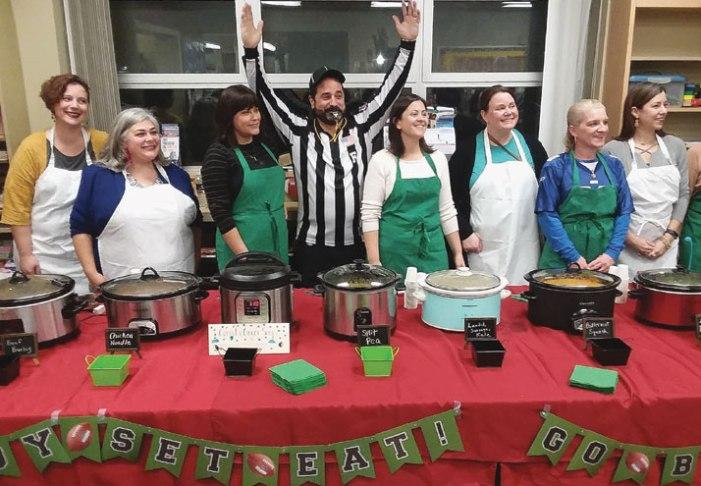 "ROSELLE PARK – ""Soup-er Bowl"" Cook-off Contest (Feb. 2020)"
