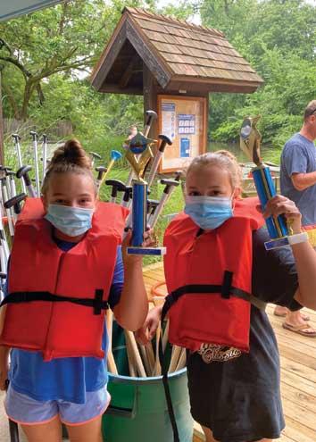Cranford announces July 4 canoe contest winners