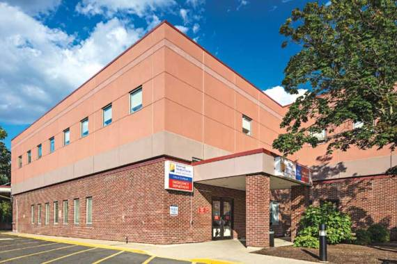 Overlook's emergency dept. extends Lantern Award legacy to 12 years