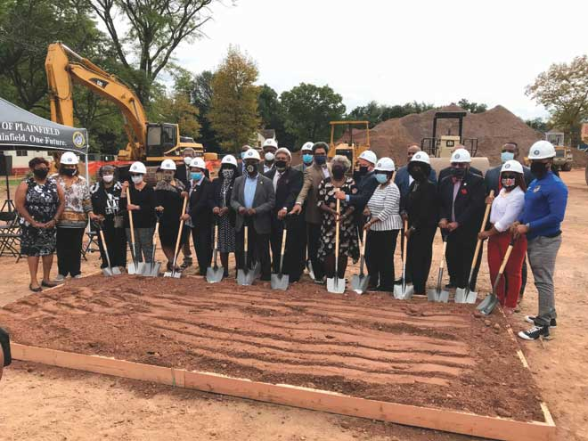 Housing Authority of Plainfield breaks ground on $19.3 million project