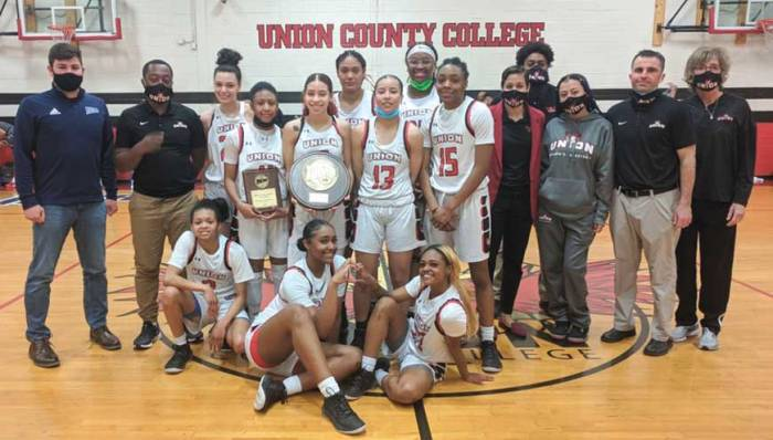 UCC women's basketball team named NJCAA region champions for fourth consecutive year
