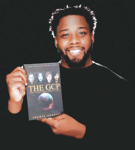 Union HS alumnus creates his own world in recently published novel