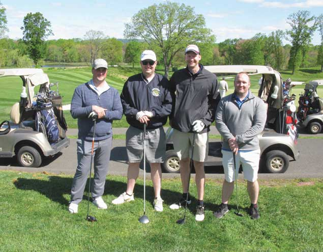 Fundraising event returns to Galloping Hill links