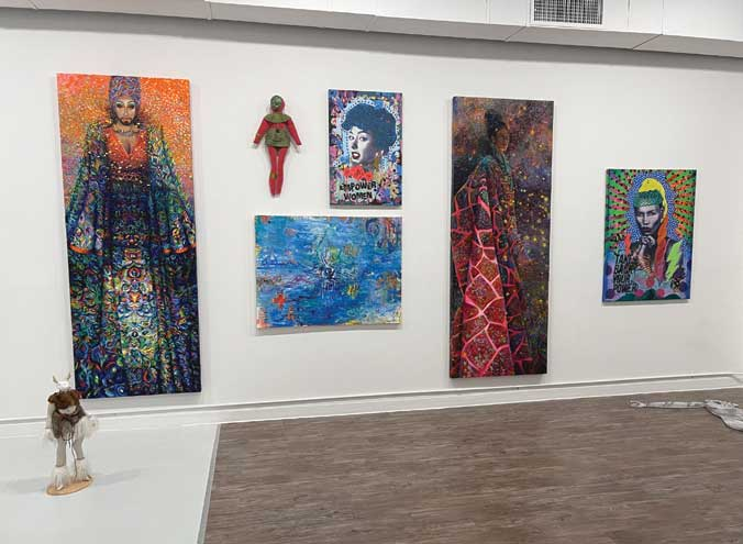 Bringing the city home: fine arts gallery opens in Cranford