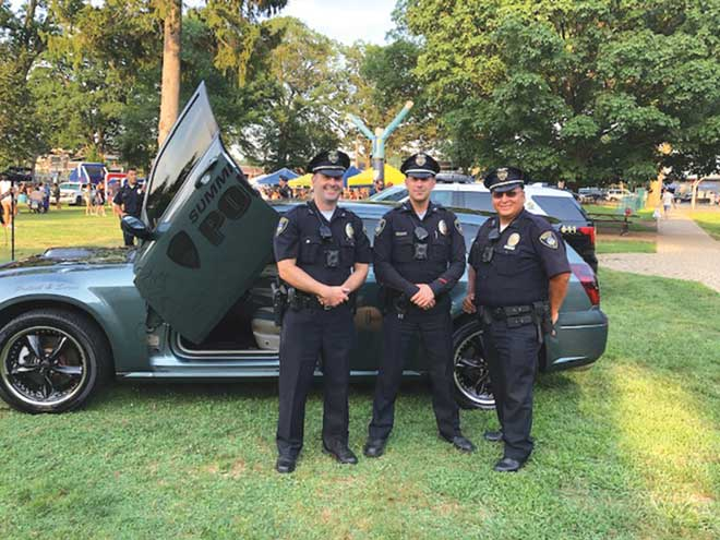 Summit will celebrate National Night Out on Aug. 3