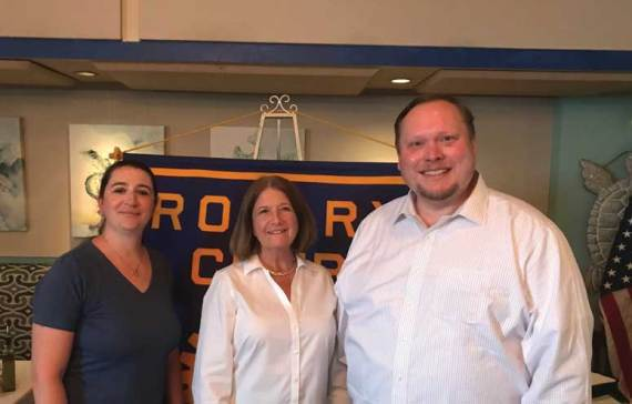 Rotary Club and Optimist Club work together for Westfield