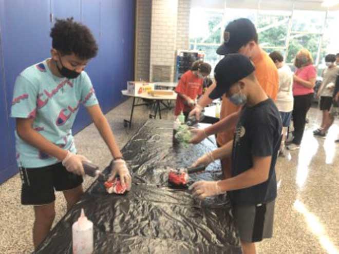 Students get 'Back 2 Basics' during Summer Enrichment Program