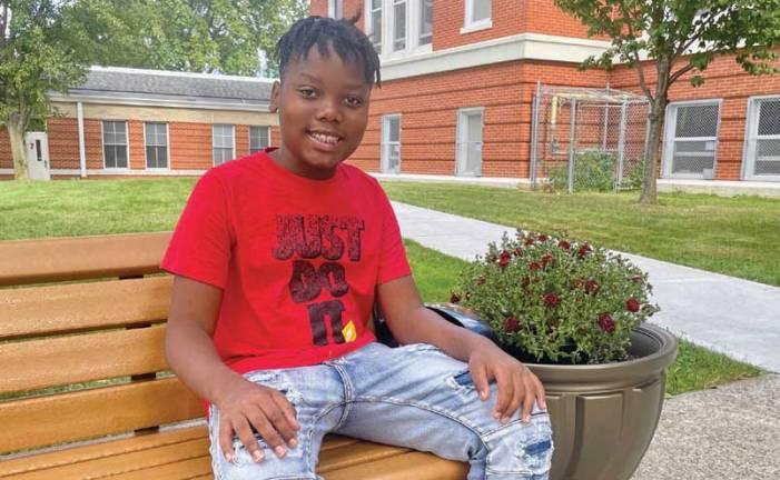 Fifth-grader's kindness helps struggling newcomers at Linden school