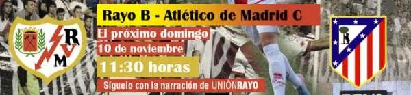 Rayo B-Atletico