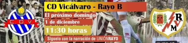 Vicálvaro-Rayo B