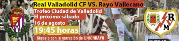 Real Valladolid - Rayo Vallecano