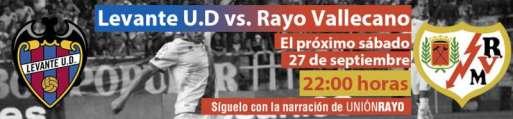Levante - Rayo