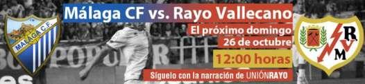 Malaga - Rayo