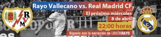 Rayo - Real Madrid