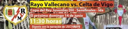 Rayo Vallecano - Celta de Vigo DH