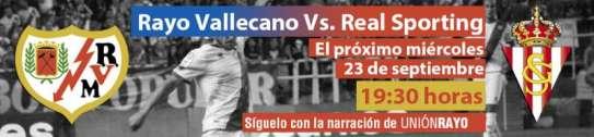 Rayo - sporting