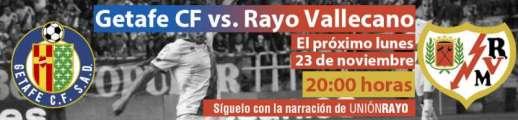 Getafe - Rayo
