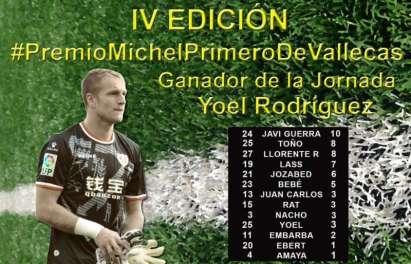 J17 GANADOR Premio Michel Primero de Vallecas