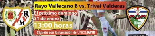 Rayo Vallecano B - trival