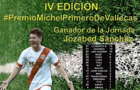 J23 GANADOR Premio Michel Primero de Vallecas