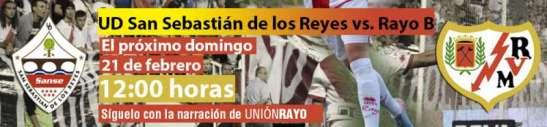 UD Sanse - Rayo B
