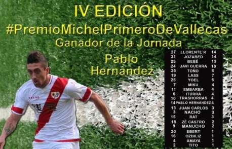 J31 GANADOR Premio Michel Primero de Vallecas