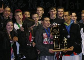 Clark County Championship Trophy